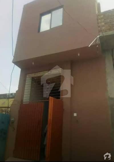 2 Marla Double Storey House At Mehar Chowk