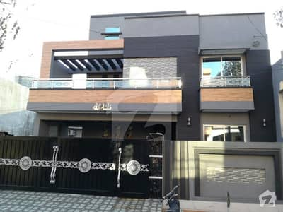 10 Marla Newly Built House For Sale In PIA Society