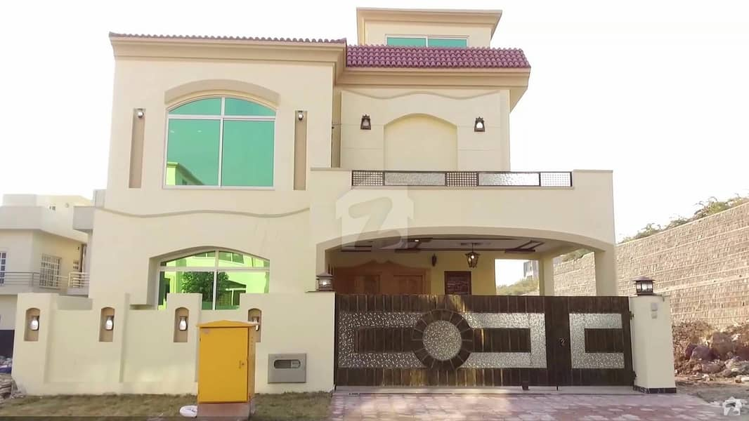 Brand New 10 Marla House Is Available For Sale In Secter C1 Bahria Enclave Islamabad