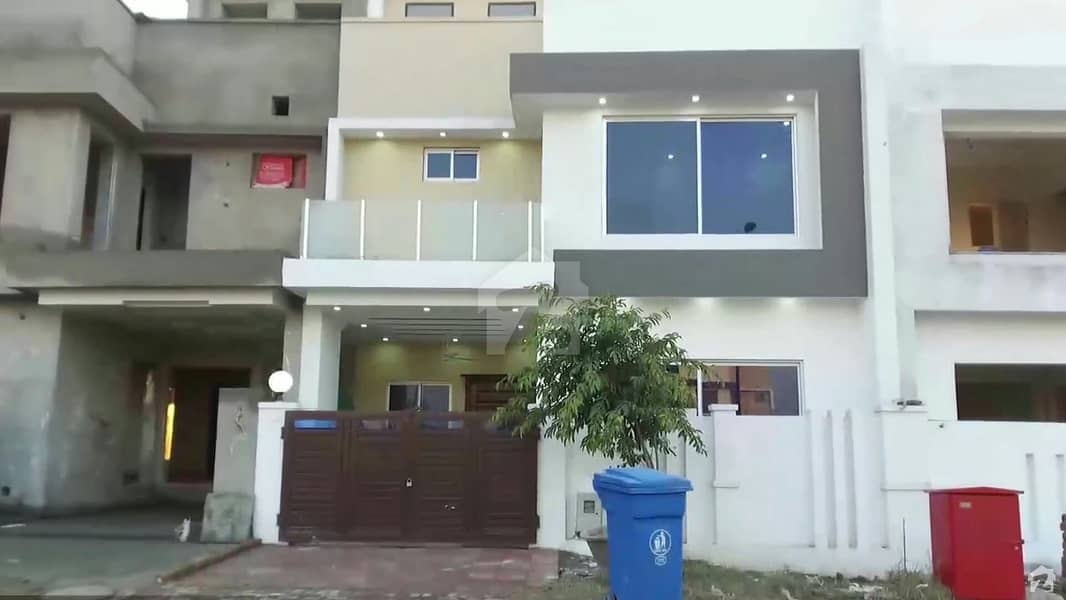 Brand New 5 Marla House Is Available For Sale In Sector B1 Bahria Enclave Islamabad