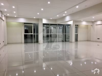 Brand New 2015 Square Feet Office Space Available For Sale At Most Prestigious Location Of Nishat Commercial Area Phase 6