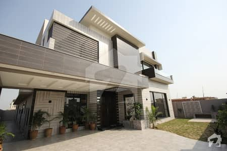 1 Kanal Brand New Magnificent Bungalow In Dha Phase 5 Near Commercial And Park