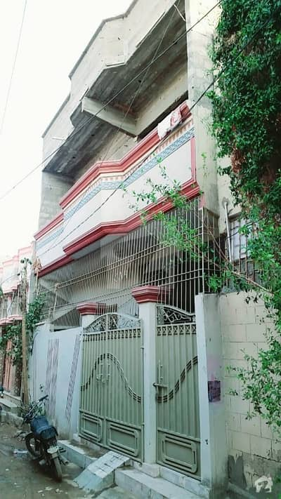 New RCC Double Storey House Sector 7B Surjani Town