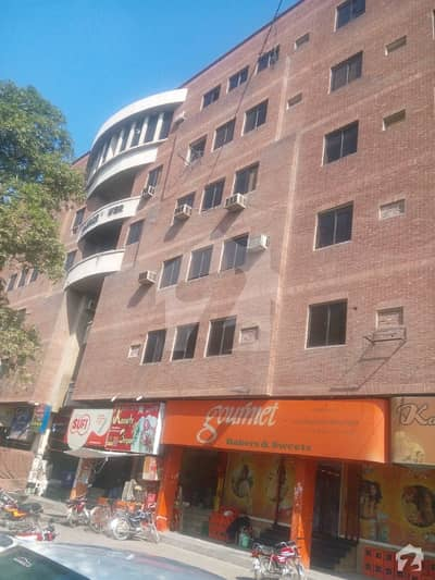 Corner Office  Available At Best Location In Barkat Market Garden Town