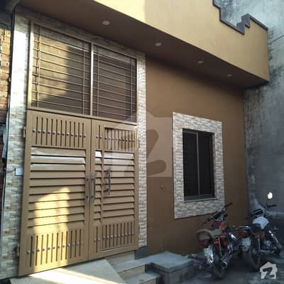 3 Marla House Is Available For Sale In Shadab Colony