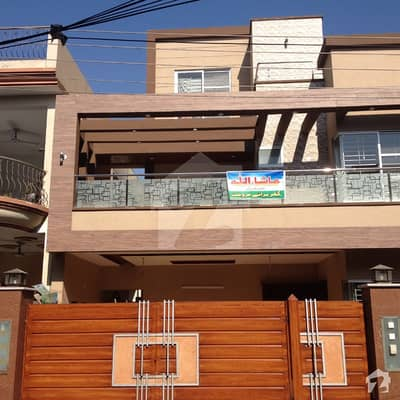 10 Marla Residential House Is Available For Sale in Punjab Society  At Prime Location