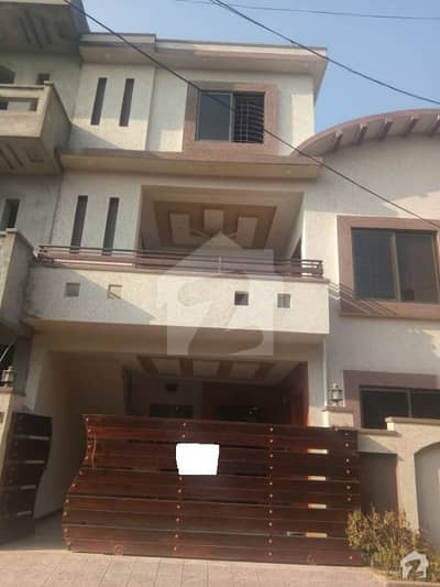 7 Marla Brand New House Double Story For Sale Phase 4a Ghouri Town Islamabad