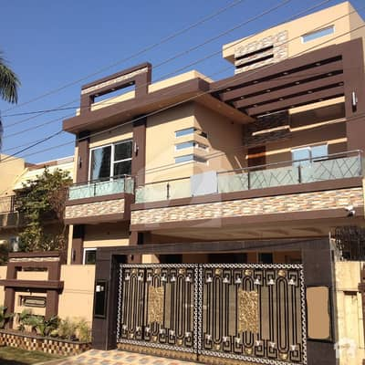 10 Marla Residential House Is Available For Sale At PGECHS At Prime Location