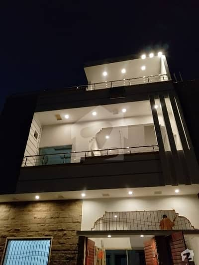 120 Sq Yard Luxury Brand New Bungalow For Sale In Capital Chs