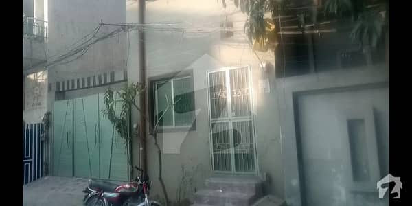 5 Marla complete single story house available for urgent sale