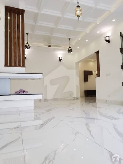 10 Marla Luxury Villa With Basement For Sale In State Life Housing Society Lahore Phase 1