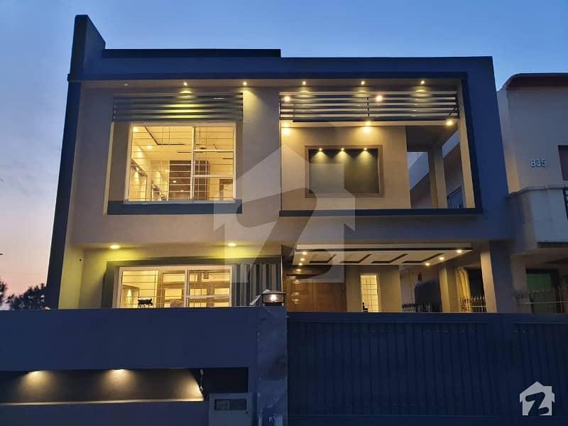 Gorgeous Brand New 10 Marla  House  For Sale Having 5 Bedroom