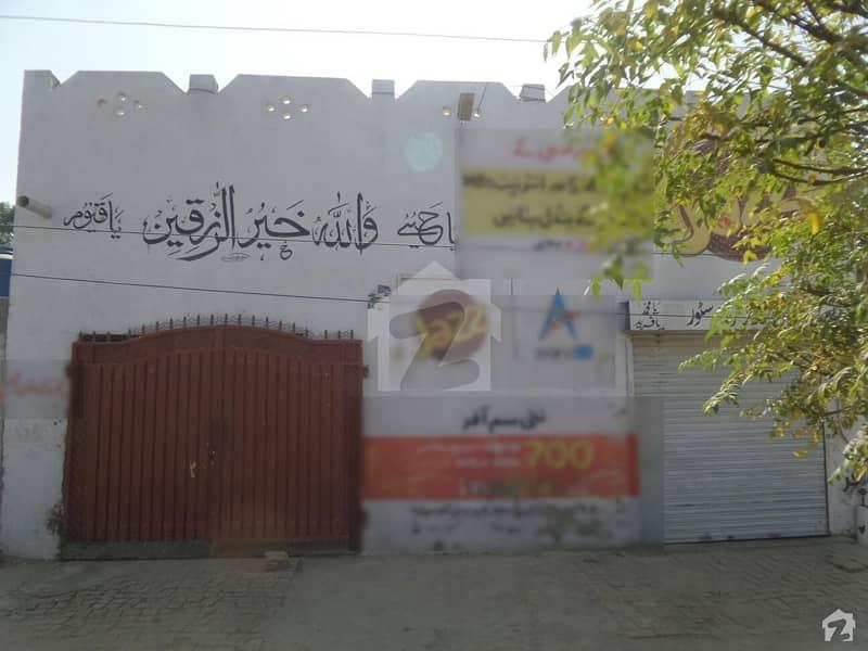 Single Storey Beautiful House For Sale At Basti Ghulam Muhammad GT Road By Pass Okara