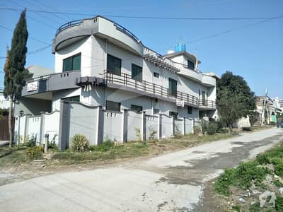 Double story house forsale in gulshan abad rawalpindi
