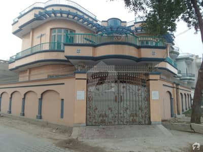 Double Storey Beautiful Corner Bungalow For Sale In Faisal Colony Okara