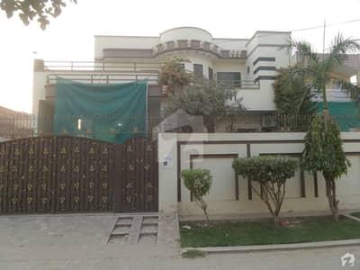 Triple Storey Beautiful Bungalow For Sale In Aziz Yaqoob Town, Okara