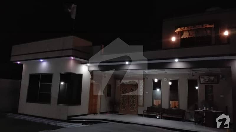 1 Kanal Single New House For Sale