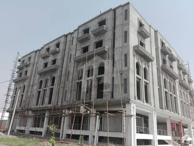 Flat Available For Sale At Saremco Center