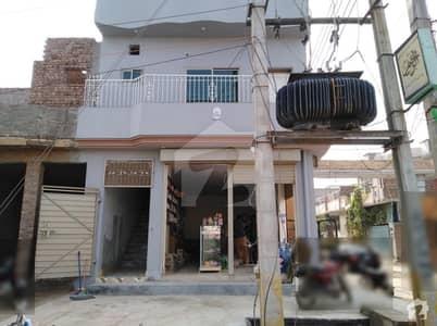 2 Marla Corner Commercial Shop For Sale