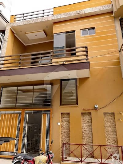 5 marla double story furnsihed home for sale