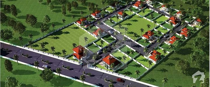 Residential Plot For Sale In Taiser Town Scheme 45 MDA Site Office
