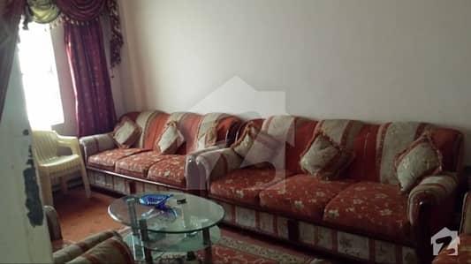 North Karachi Sanober Cottage Flat For Sale