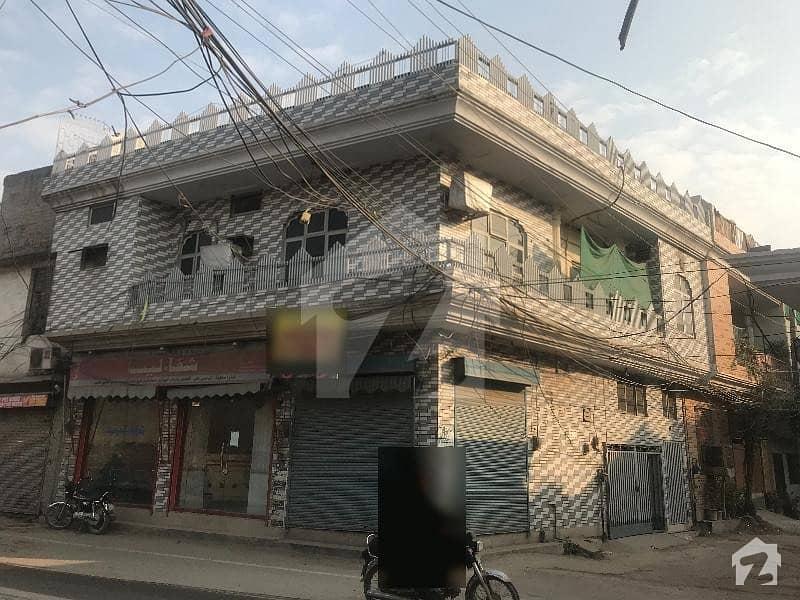 5. 5 Marla House For Sale On Nadeem Shaheed Road