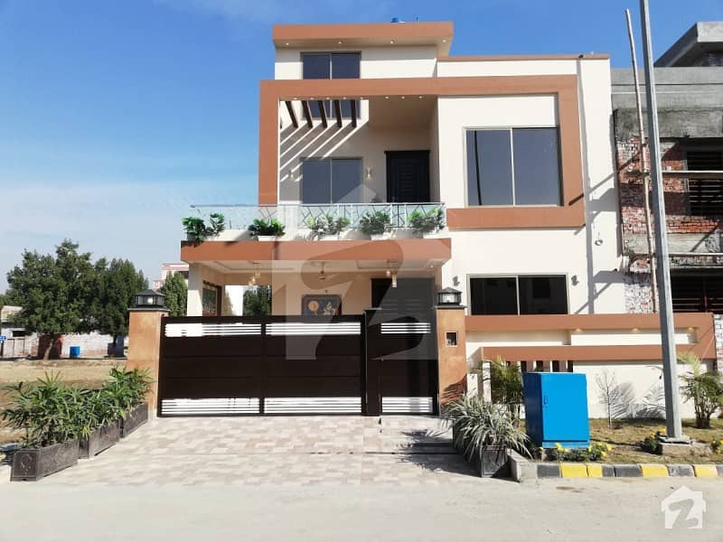 10 Marla Brand New House Is Available In City Housing Phase 1