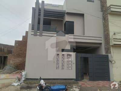 5 Marla fresh house available for sale