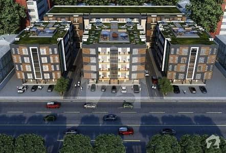 Two Bedroom Flat At Gajumat Ferozepur Road Near Ring Road Interchange Monthly Rent Will Be Paid Upon Lump Sum Payment