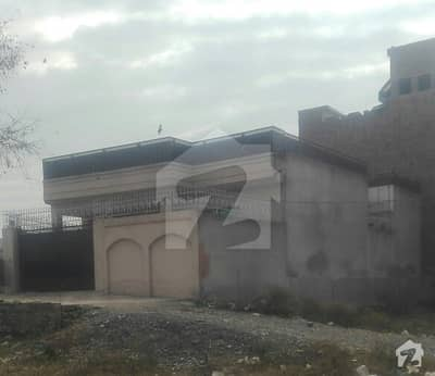 12 marla single story  house  on ring road Peshawar