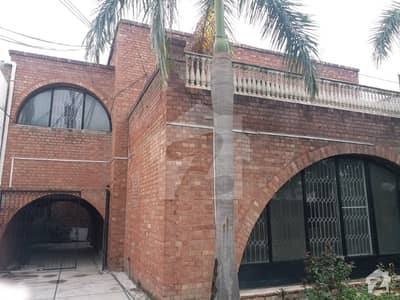 Commercial Use House For Rent In Zafar Ali Road Upper Mall Lahore