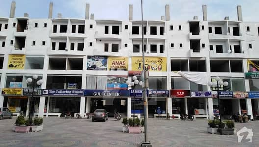 136 Sq Feet Shop Facing Country Club Is Available For Sale In Bahria Town - Tulip Block