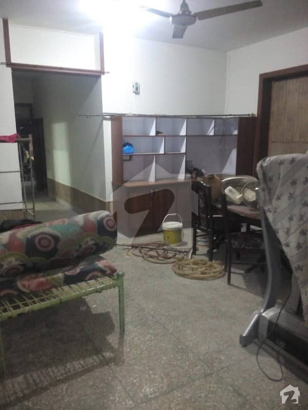 Lower Portion Is Up For Rent Near Main Boulevard Road
