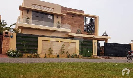 Kanal Brand New Lavish Style House Dha Phase 6