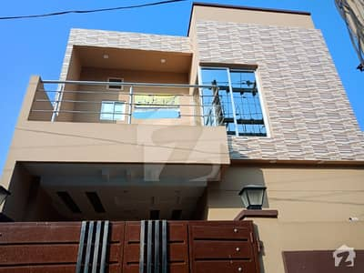 4 Marla Residential House Is Available For Sale At Military Accounts Housing Society At Prime Location