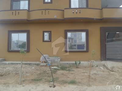 Double Storey Beautiful House For Sale On One 4-L Road Okara