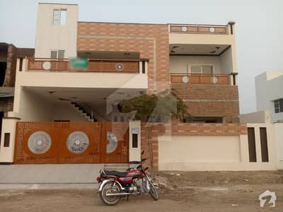 10 Marla Double Storey Brand New House