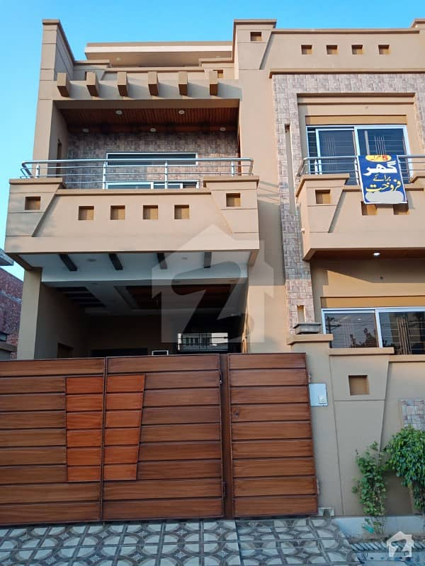 5 Marla Residential House Is Available For Sale At Eden Boulevard At Prime Location