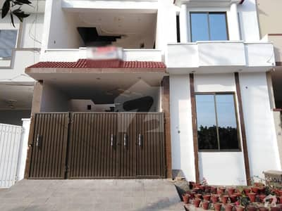 4 Marla Double Storey House For Sale At Park Facing
