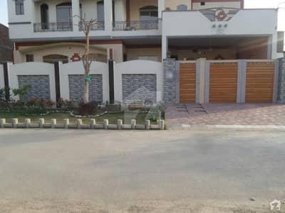 Double Storey Beautiful Bungalow For Sale In Jawad Avenue Okara