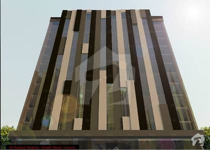 Ideal 650 Sq Ft office for Sale on Main Boulevard Gulberg Lahore