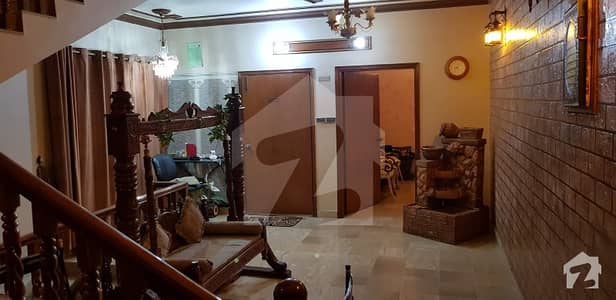 160 Sq Yd Bungalow For Sale At Tipu Sultan Road