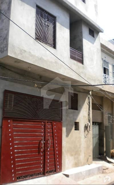 3 Marla Double Storey Beautiful House For Sale With Modern Map For Sale