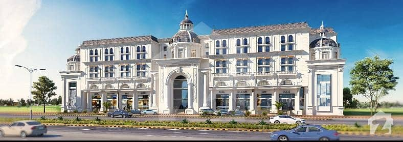 Shop For Sale In Gulberg Heights On 3 Years Installments