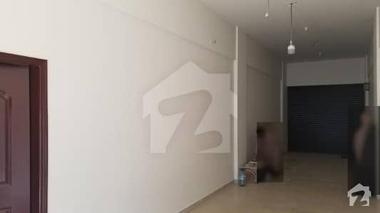 2 Lac Rental Income Shop 471 Sq Feet With Basement At Prime Location Of Small Bukhari Commercial