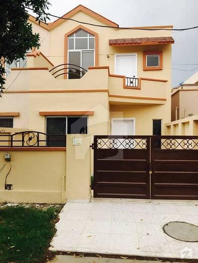 Double Story Villas House In Gated Community Eden Lane Villas 2 Lahore