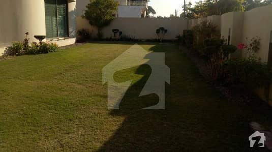 32 Marla Facing Park House Available For Sale In Dha EME Lahore