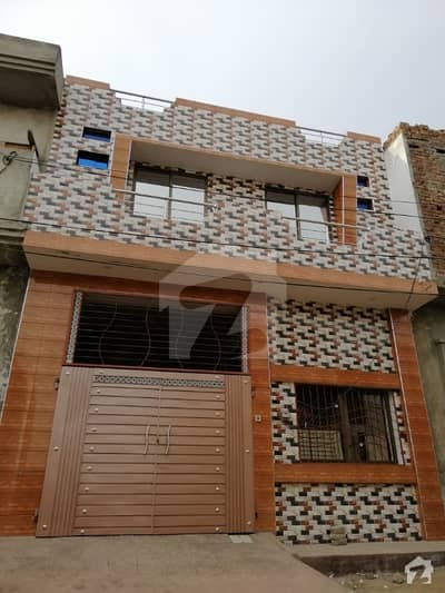 House 1368A Millat Town 3. 5 Marla For Rs 42 lac