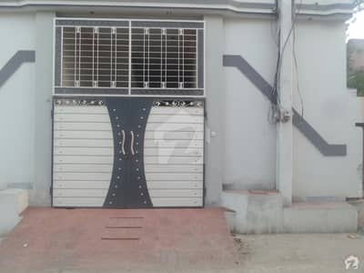 5 Marla Double Storey Beautiful House For Sale At Khan Colony Road Okara